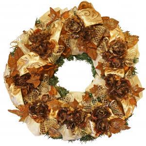 Christmas Wreath # 7 - Unique!