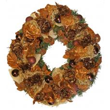 Christmas Wreath # 8 - Unique!