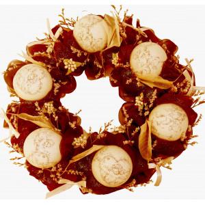 Christmas Wreath # 5 - Unique craftsmanship!