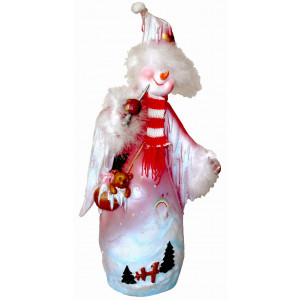 Christmas Fiber Optic Light Up Fairy