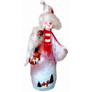 Фиброоптична фея - светещ подарък за Коледа