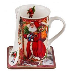 Коледен мъг сетс лъжичка # 2 - Подарък за Коледа
