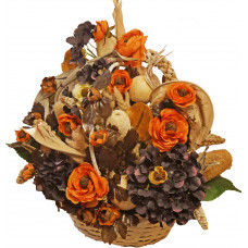 Silk flowers arrangement - Destiny