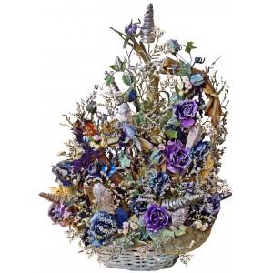 Афродита - Уникат! - Изкуствени цветя