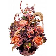Alexandria - Unique!! - Silk flowers