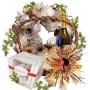 Кошница с подаръци за Великден # 8