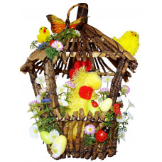 Chicken Cage - Easter Decoration