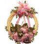 Spring Wreath - Easter Decoration