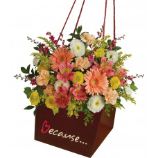 Elizabeth - Flowers Gift Box
