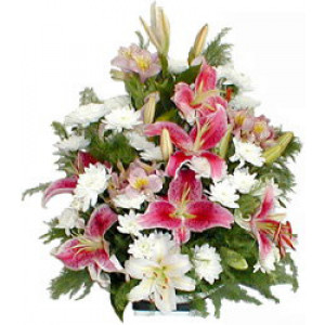 Harmony - Mixed flower arrangement