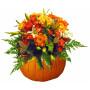 Halloween - Flowers arrangement