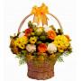 Summer morning - Flower basket