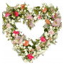 Sentimental Surprise - Flowers Wreath