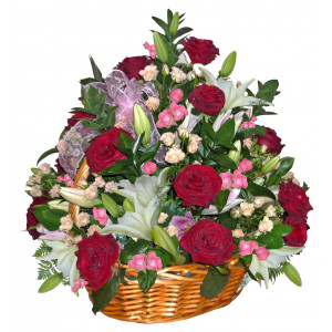 My Fair Lady - Flowers basket