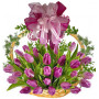 Philippa -Tulip basket