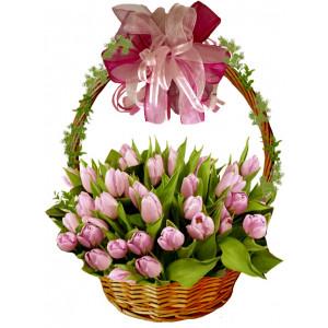 Callisto - Tulip basket