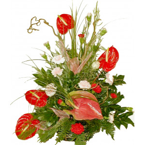 Victory - Flower arrangement