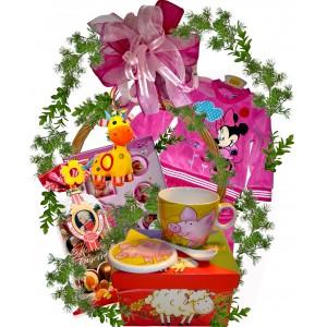 Gift Basket  for Girls