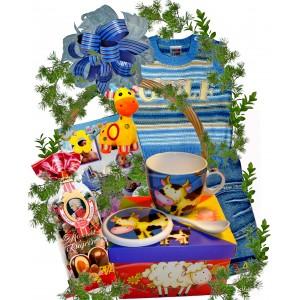 Gift basket  for boy