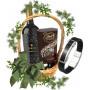 Plate Men's Bracelet in gift basket