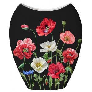 Vase - Poppies