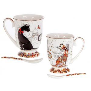 Tea cups - Series Cats
