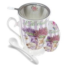Lavender gift cup