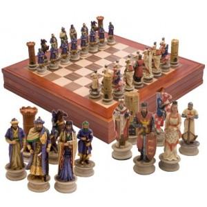 Шах - Исторически фигури