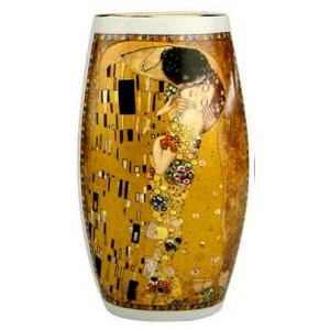 THE KISS - Porcelain vase