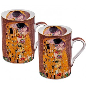 THE KISS - Mug Set of 2