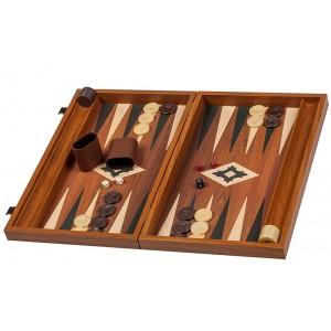 Wood Backgammon Vertini