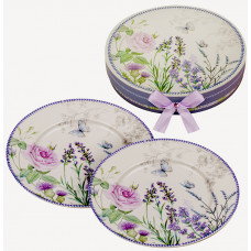 Set of 2 Plates - Lavender