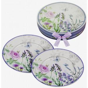 Комплект от 2 чинии - Лавандула