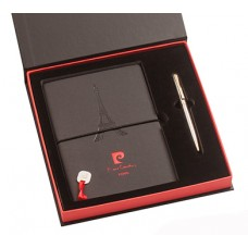 Notepad and Pen Set - PIERRE CARDIN