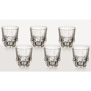 Whiskey Glasses Set of 6 - Borgonovo