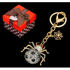 Key chain Spider - Miss Girl