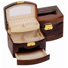Jewelry Box Brown - New Wish Studio