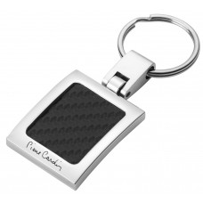 Key Chain Carbon Collection PIERRE CARDIN