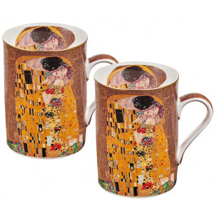 THE KISS - Mug Set of 2