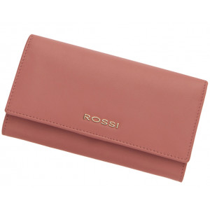 Ladies Wallet Pink ROSSI