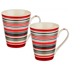 Set of 2 cups for coffee or tea # 2