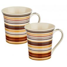 Set of 2 cups for coffee or tea