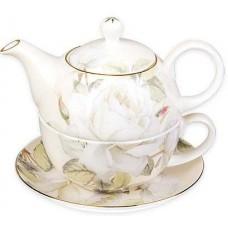 Чайник - Бяла роза