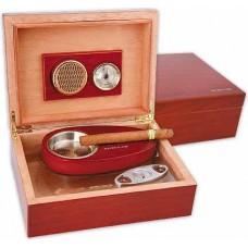 Кутия за пури с овлажнител