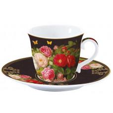 Tea set - Victorian Garden