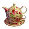 ENGLISH ROSE Tea-Pot