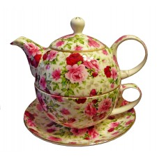 Чайник - Английска роза