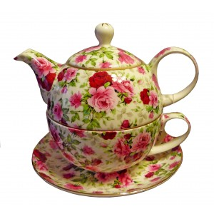 ENGLISH ROSE Tea-Pot
