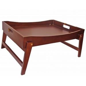 Поднос за легло от бамбук