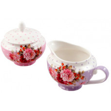 Set of Milk-Jug & Sugar-Bowl